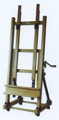 easels art equipment from david potter ltd professional studio easel